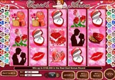 Cupid 8217s Arrow Pokie Logo