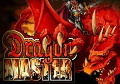 Dragon Master Pokie Logo