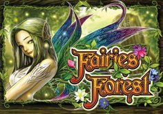 Fairies Forest Pokie Logo