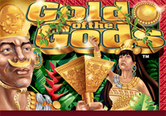 Gold Of The Gods Pokie Logo