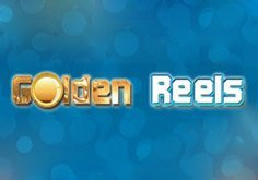 Golden Reels Pokie Logo