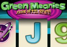 Green Meanies Pokie Logo