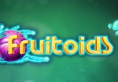 Fruitoids Pokie Logo