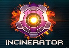 Incinerator Pokie Logo