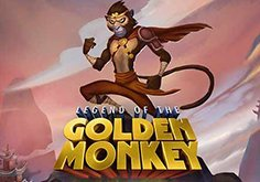 Legend Of The Golden Monkey Pokie Logo