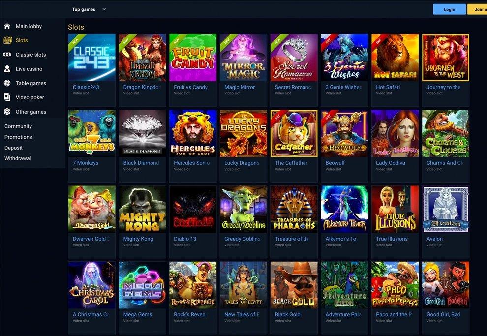21 Dukes Online Casino