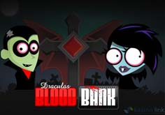 Blood Bank Pokie Logo