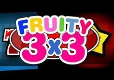 Fruity 3 2153 Pokie Logo