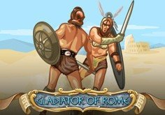 Gladiator Of Rome Pokie Logo