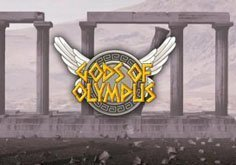 Gods Of Olympus Pokie Logo