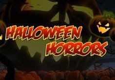 Halloween Horrors Pokie Logo