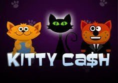 Kitty Cash Pokie Logo
