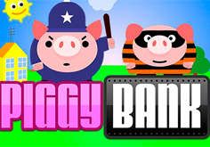 Piggy Bank Pokie Logo