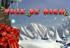 Yule Be Rich Pokie Logo