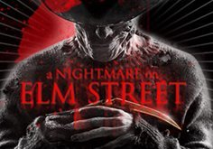 A Nightmare On Elm Street Pokie Logo