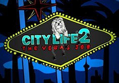 City Life 2 The Vegas Job Pokie Logo