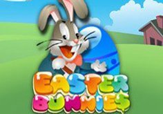Easter Bunnies Pokie Logo
