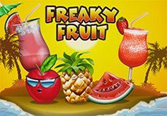Freaky Fruit Pokie Logo