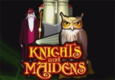 Knights 038 Maidens Pokie Logo