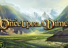 Once Upon A Dime Pokie Logo