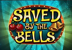 Saved By The Bells Pokie Logo