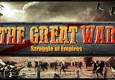 The Great War Pokie Logo