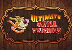 Ultimate Grill Thrills Pokie Logo