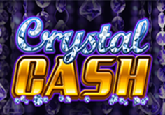Crystal Cash Pokie Logo