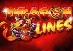 Dragon Lines Pokie Logo