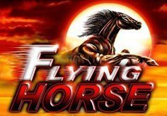 Flying Horse Pokie Logo