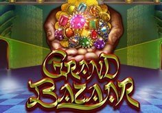 Grand Bazaar Pokie Logo