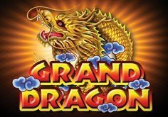 Grand Dragon Pokie Logo