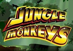 Jungle Monkeys Pokie Logo