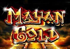 Mayan Gold Pokie Logo