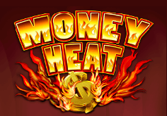 Money Heat Pokie Logo