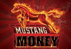 Mustang Money Pokie Logo