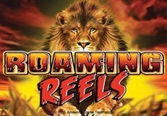 Roaming Reels Pokie Logo