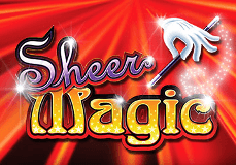 Sheer Magic Pokie Logo