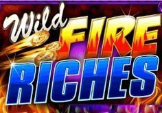 Wild Fire Riches Pokie Logo