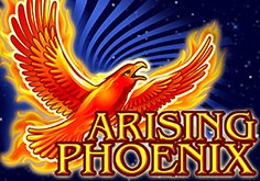 Arising Phoenix Pokie Logo