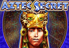 Aztec Secret Pokie Logo