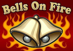 Bells On Fire Pokie Logo