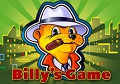 Billy 8217s Game Pokie Logo