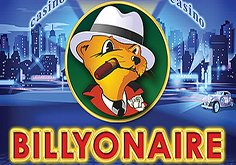Billyonaire Pokie Logo