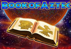 Book Of Aztec Pokie Logo