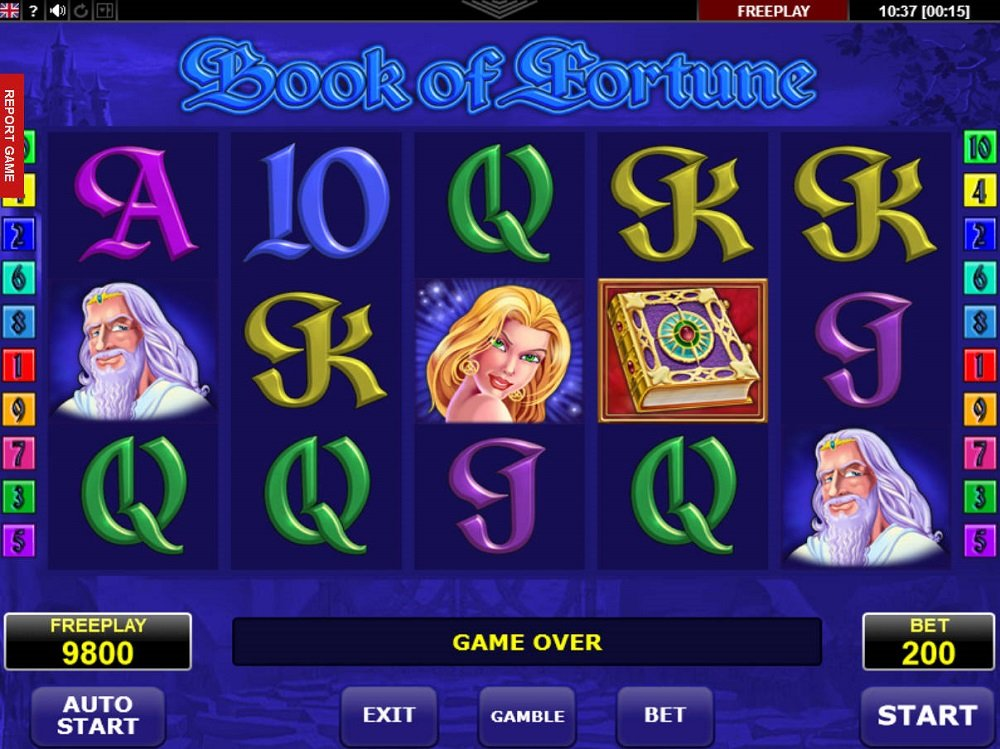 Book Of Fortune Pokie