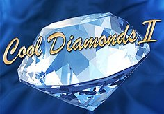 Cool Diamonds Ii Pokie Logo