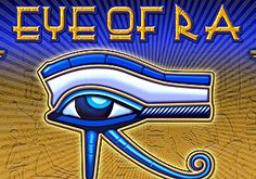 Eye Of Ra Pokie Logo