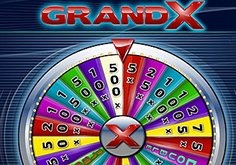 Grand X Pokie Logo