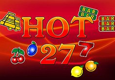 Hot 27 Pokie Logo